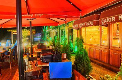 Uzungöl Çakır Keyf Kafe